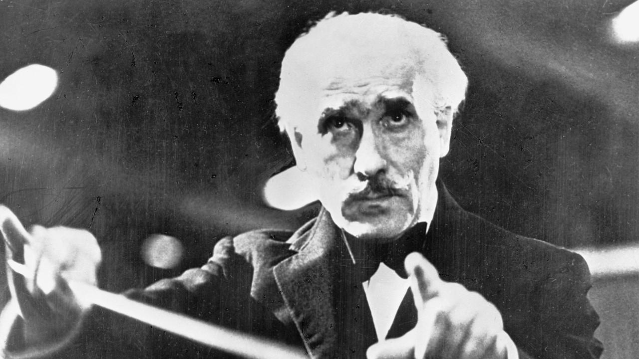 Toscanini inaugura la Scala ricostruita